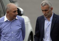 Trabzonsporda başkan krize el koydu