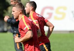 Galatasaraya Podolski müjdesi