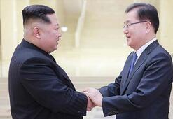 Kuzey Kore ve Güney Kore'nin görüşmesine o ülkeden destek geldi