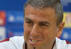 Hamzaoğlu ve Yasin Astana maçı öncesi konuştu
