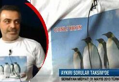 CNNTürkü tişörtüyle vurdu