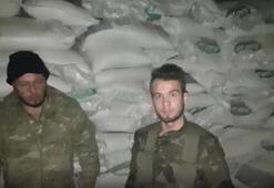 Afrin'de TSKdan PKK'ya ağır bir darbe daha Tam 300 ton...