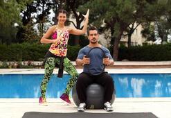 Zumba ve Pilates dersleri başlıyor