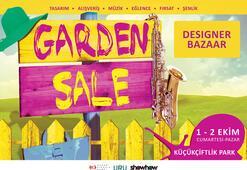 Garden Sale 5. kez KüçükÇiftlik Park'ta