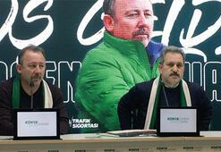 Sergen Yalçın resmen Konyasporda