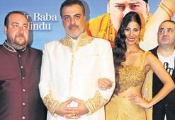 Bir Baba Hindu görücüye çıktı