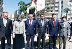 Türkiye'nin rolü eşsiz not vız gelir, tırıs gider