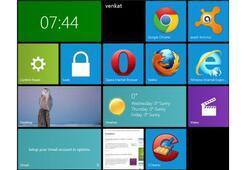 Windows 8i şimdiden deneyin