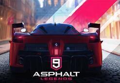 Asphalt 9: Legends mobil kullanıcılar indirilmeye sunuldu
