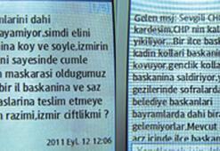 CHP'de SMS sancısı