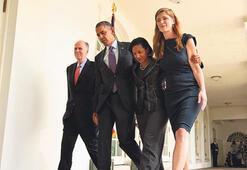 ABD'nin zirvesinde iki  insan hakları savaşçısı