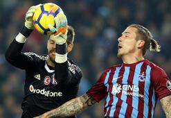 Trabzonspor ikinci yarıda yokları oynuyor