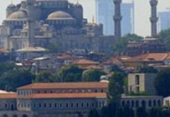 Dur Kararına Rağmen İstanbulun Silueti Bozuluyor