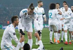 Paris Saint-Germain - Real Madrid: 1-2