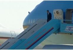 Obama, Peres'in cenazesi için İsrail'de