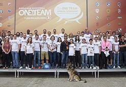 Anadolu Efes, One Teame katıldı