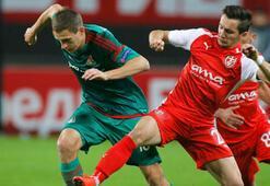 Lokomotiv Moskova - Skenderbeu: 2-0