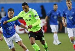 Molde - Ajax: 1-1
