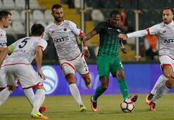 Akhisar Belediyespor - Gençlerbirliği: 0-0