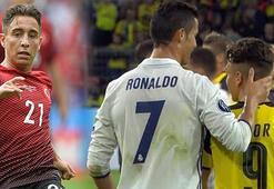 Ronaldo bana söz verdi...