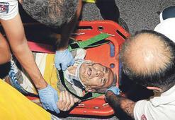 82 yaşındaki dede intihara kalkıştı