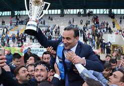 Erzurumsporda parola Süper Lig