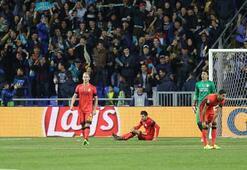 Türk takımları, Avrupada sınıfta kaldı