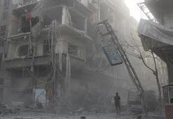 Doğu Guta'da 10 günde 770 kişi öldü