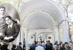 Saray mimarı Balyan  kardeşlere anıt mezar
