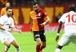 Galatasaray, Antalyasporu 3 golle geçti (Maç özeti)
