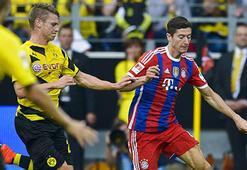 Bundesligada gözler Münih-Dortmund mücadelesinde