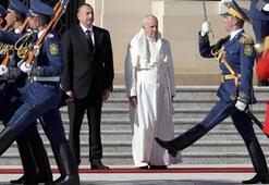 Papa Franciscus Azerbaycanda