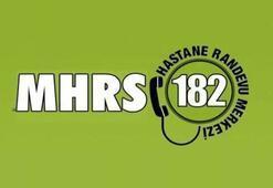 MHRS hastane randevu sistemi ile muayene randevunuzu alabilirsiniz