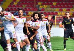 Yeni Malatyaspor: 1 - Göztepe: 3