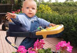Bebek yürüteçleri tehlike saçıyor