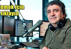 Ünlü radyocu Cem Arslana bıçaklı saldırı