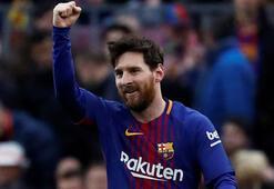 Lionel Messi rekora doymuyor