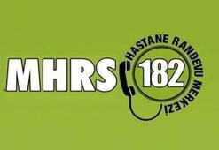 MHRS hastane randevu sistemi ile muayene sırası alma
