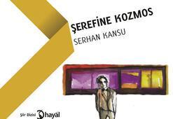 Serhan Kansunun ilk şiir kitabi çıktı
