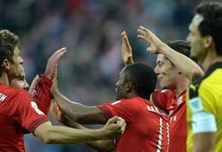 Bayern Münih arayı açıyor