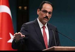 Cumhurbaşkanlığı Sözcüsü İbrahim Kalın: Suriyede ateşkes için çalışıyoruz