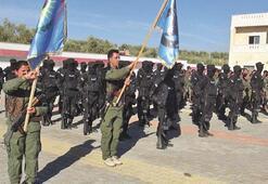 ABD 28 yıldır özel eğitim verdiği PKKlı teröristleri Afrine getirdi