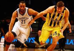 Fenerbahçe ABDde Brooklyn Netsi devirdi: 96-101