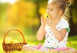 Çocukken beslenme çok daha  önemli