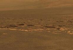 Marsta büyük keşif