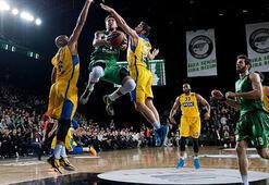 Maccabi Fox - Darüşşafaka Doğuş: 86-90