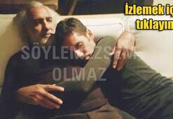 Rüzgar Çetinin babasıyla ilk fotoğrafı