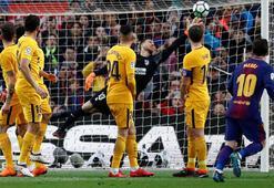Barcelona - Atletico Madrid: 1-0