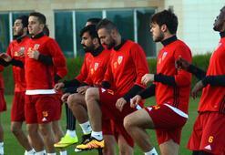 Kayserispor, Beşiktaş maçı hazırlıklarına 12 kişiyle başladı