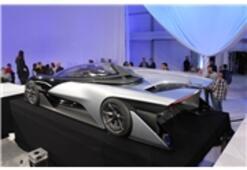 Faraday Future, LG ile Çalışacak